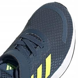 Buty dla dzieci adidas Duramo Sl C granatowe FY9167 3