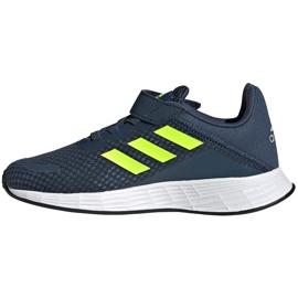 Buty dla dzieci adidas Duramo Sl C granatowe FY9167 2