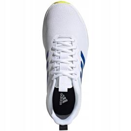 Buty męskie adidas Fluidstreet białe FY8459 1