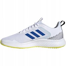 Buty męskie adidas Fluidstreet białe FY8459 2