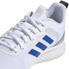 Buty męskie adidas Fluidstreet białe FY8459 3