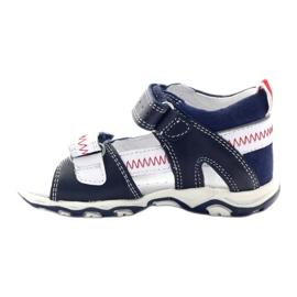 Sandałki chłopięce rzepy Bartek 81824 gr 2