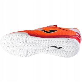 Buty piłkarskie Joma Dribling M 2108 In Sala wielokolorowe pomarańczowe 3