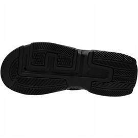 Sandały dla chłopca 4F głęboka czerń HJL21 JSAM002 20S czarne 2