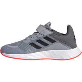 Buty dla dzieci adidas Duramo Sl C szare FY9170 2