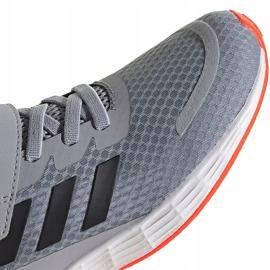 Buty dla dzieci adidas Duramo Sl C szare FY9170 4