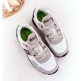 Dziecięce Sportowe Buty Memory Foam Big Star HH374168 Białe 1