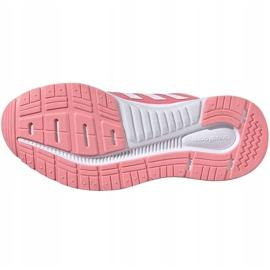 Buty damskie do biegania adidas Galaxy 5 różowe FY6746 5