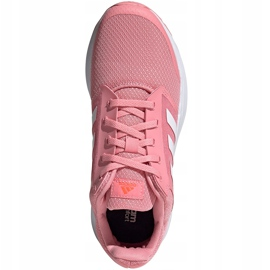Buty damskie do biegania adidas Galaxy 5 różowe FY6746 1