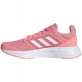 Buty damskie do biegania adidas Galaxy 5 różowe FY6746 2