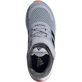 Buty adidas Duramo Sl C Jr FY9170 szare 1