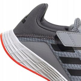 Buty adidas Duramo Sl C Jr FY9170 szare 3