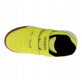 Buty Kappa Kickoff K 260509K-4011 granatowe żółte 2