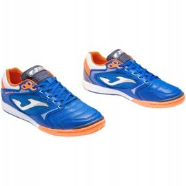 Buty piłkarskie Joma Dribling M 2104 In Sala wielokolorowe niebieskie 1
