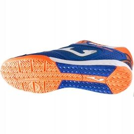 Buty piłkarskie Joma Dribling M 2104 In Sala wielokolorowe niebieskie 3