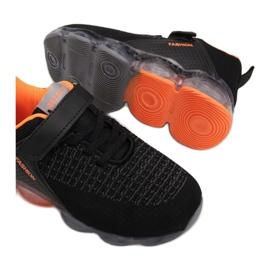 Vices 3XC8081-LED-138-black/orange czarne 1