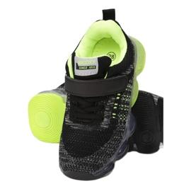 Vices 3XC-8075-139-black/green czarne 1