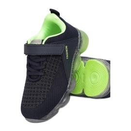 Vices 3XC8081-LED-122-navy/green czarne 2