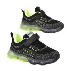 Vices 3XC-8075-139-black/green czarne 2