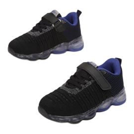 Vices 3XC8080-LED-156-black/blue czarne 1