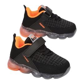 Vices 1XC8081-LED-138-black/orange czarne wielokolorowe 1