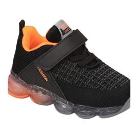 Vices 1XC8081-LED-138-black/orange czarne wielokolorowe 2