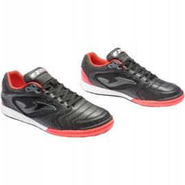 Buty piłkarskie Joma Dribling M 2101 In Sala wielokolorowe czarne 1