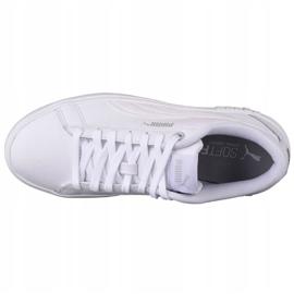 Buty Puma Smash Platform V2 W 373035 01 białe 2