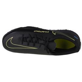 Buty piłkarskie Nike Phantom Gt Club Tf M CK8469-090 wielokolorowe czarne 2