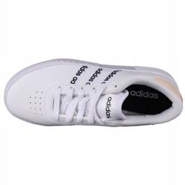 Buty adidas Court Bold W GZ8439 białe 2
