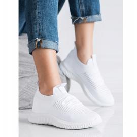 Białe Sneakersy MCKEYLOR 2