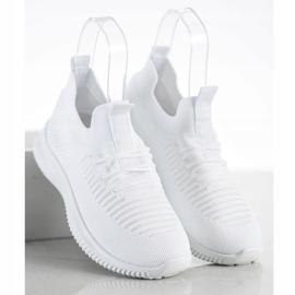 Białe Sneakersy MCKEYLOR 1