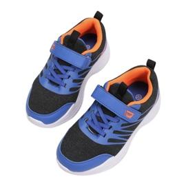 Vices 5XC8083-380-blue/orange granatowe niebieskie pomarańczowe 2