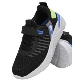 Vices 5XC8203-156-black/blue czarne wielokolorowe 1