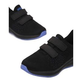 Vices LXC8212S-156-black/blue czarne 1