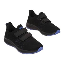 Vices LXC8212S-156-black/blue czarne 2