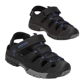 Vices 7SD9146-R-156-black/blue czarne niebieskie 2
