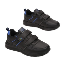Vices LXC8201-156-black/blue czarne niebieskie 2