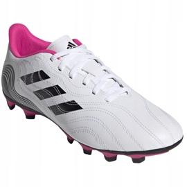 Buty piłkarskie adidas Copa Sense.4 FxG M FW6536 wielokolorowe białe 3