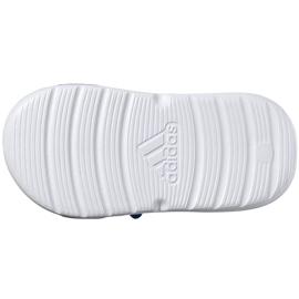 Sandały dla dzieci adidas Swim Sandal I niebieskie FY8958 3