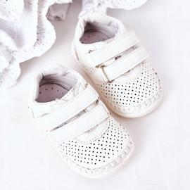 Apawwa Dziecięce Sportowe Buty Białe Billie 4