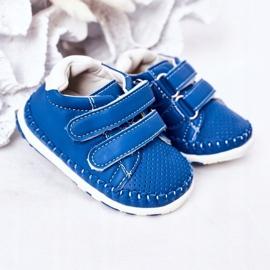 Apawwa Dziecięce Sportowe Buty Niebieskie Billie 2