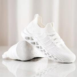 Lekkie Buty Sportowe MCKEYLOR białe 1