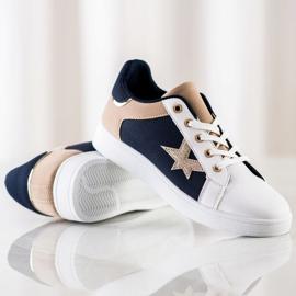 SHELOVET Buty Sportowe Fashion wielokolorowe 1