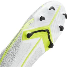 Buty piłkarskie Nike Mercurial Superfly 8 Academy FG/MG M CV0843 107 białe 3