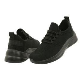 Filippo Slipony buty sportowe DSP2299/21 Nice czarne 2