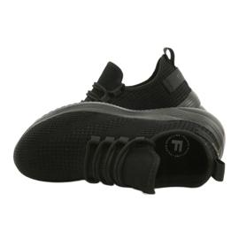 Filippo Slipony buty sportowe DSP2299/21 Nice czarne 4