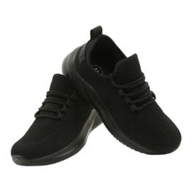 Filippo Slipony buty sportowe DSP2299/21 Nice czarne 3