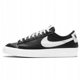 Buty Nike Blazer Low 77 Jr DA4074-002 czarne 1