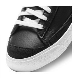 Buty Nike Blazer Low 77 Jr DA4074-002 czarne 3